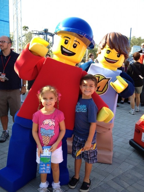 My Adventure at Legoland Florida