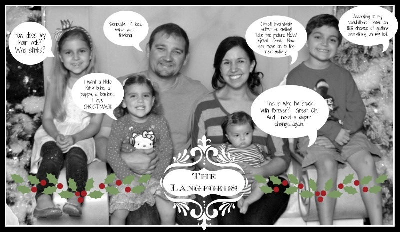 Funniest Christmas Card Ever