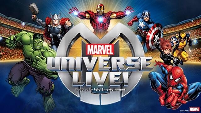Marvel Universe Live Tampa Bay Giveaway