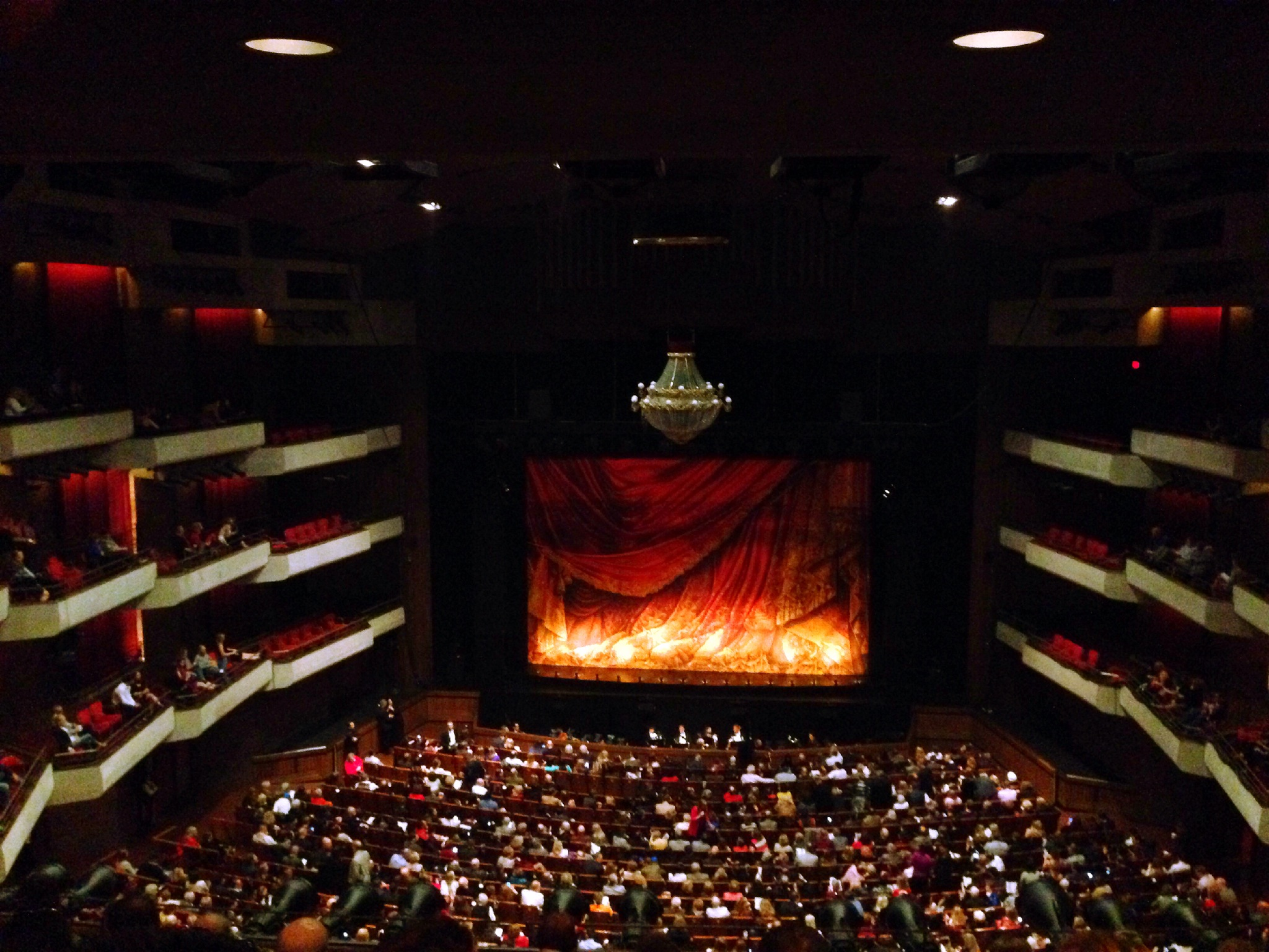 Experience Phantom Of The Opera