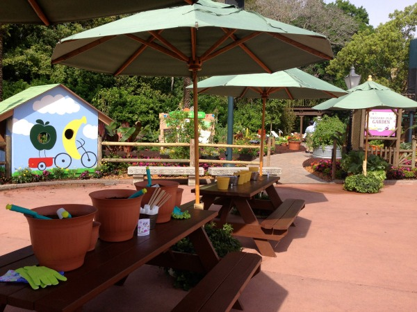 Backyard Garden Epcot