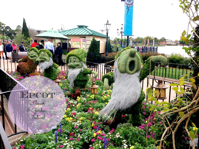 Best of Epcot Flower and Garden Festival