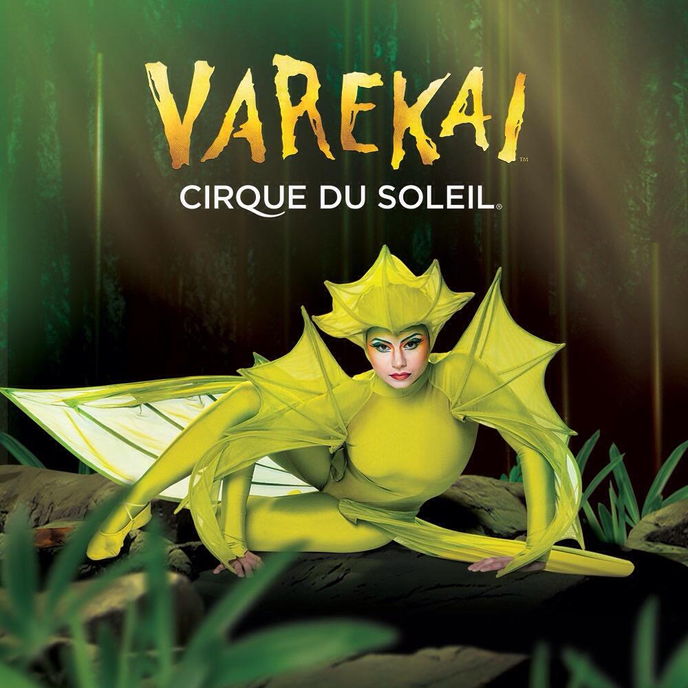 Cirque du Soleil's Varekai Comes to Tampa, Florida: Ignite Your Wanderlust Soul
