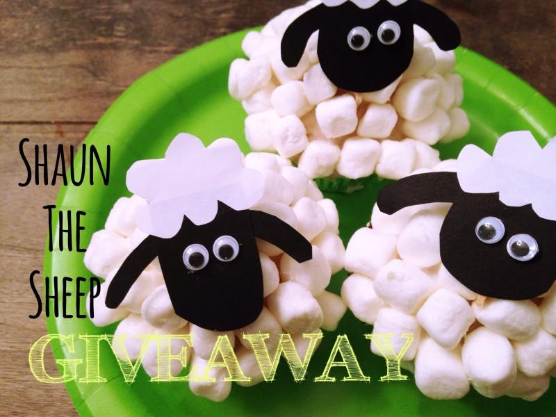 Baa-rilliant'Shaun the Sheep Movie' and Giveaway