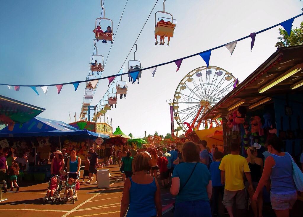 How to Host a Backyard Fair