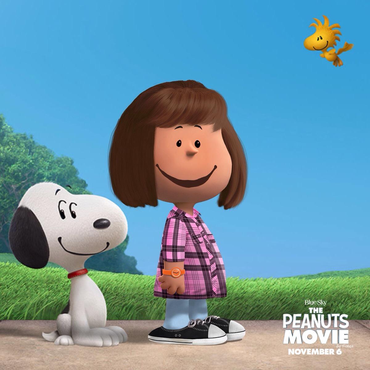 Peanuts Movie Giveaway!