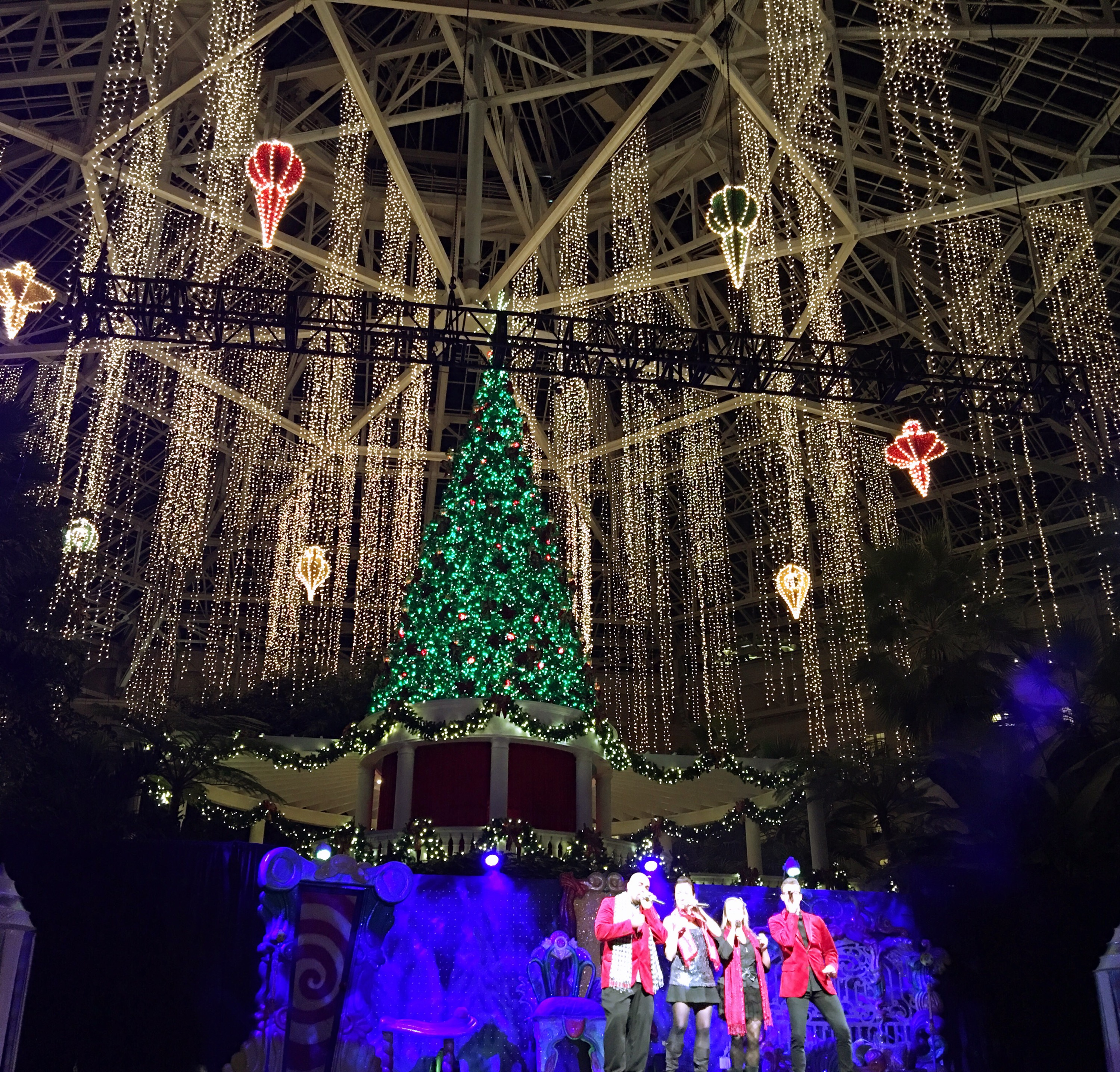marriott rewards exclusive offers - Christmas At Gaylord Palms