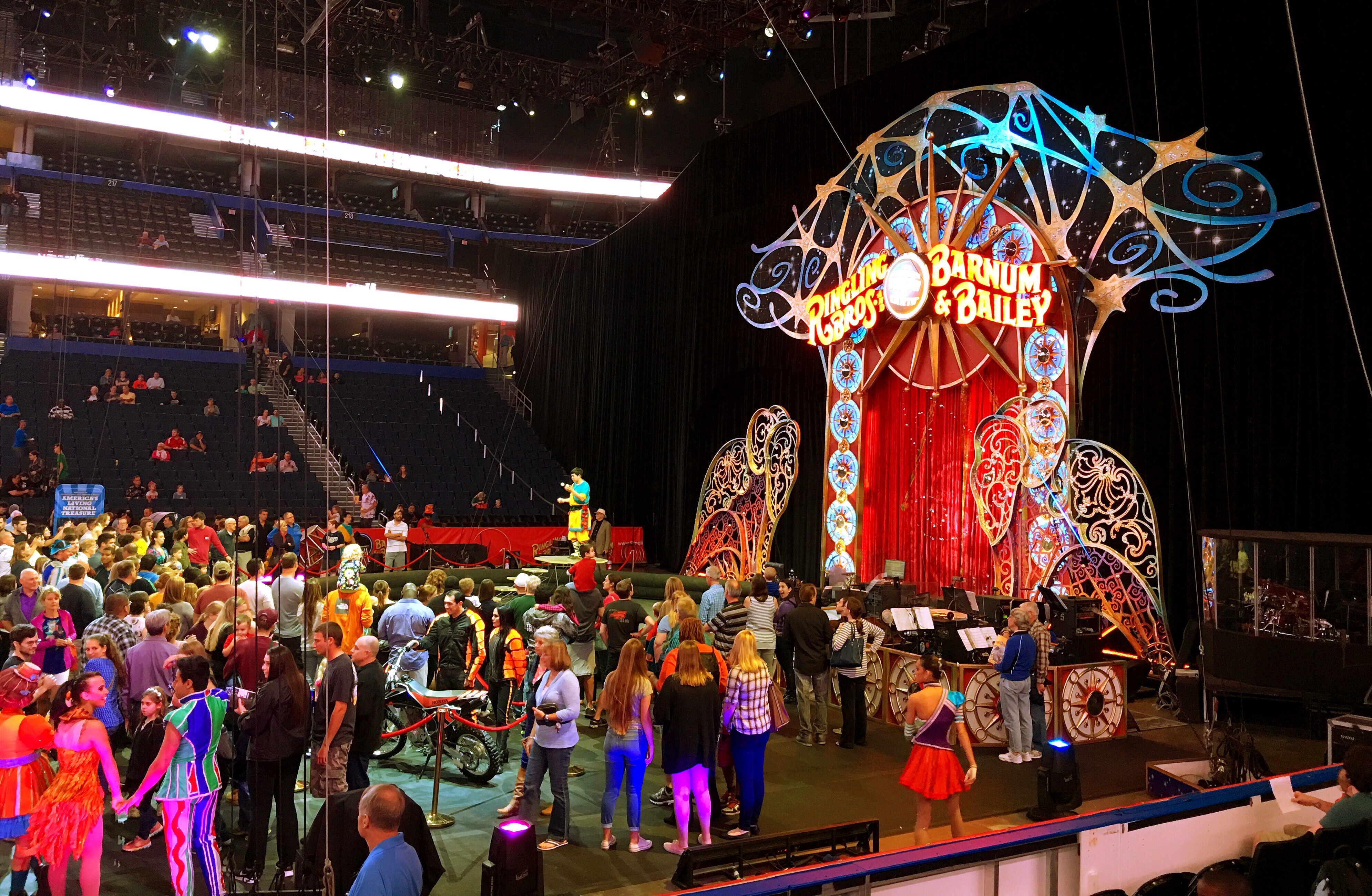 Ringling Brothers Circus A Picture Review