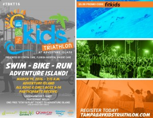 Tampa Bay Kids Triathlon Fit Kids