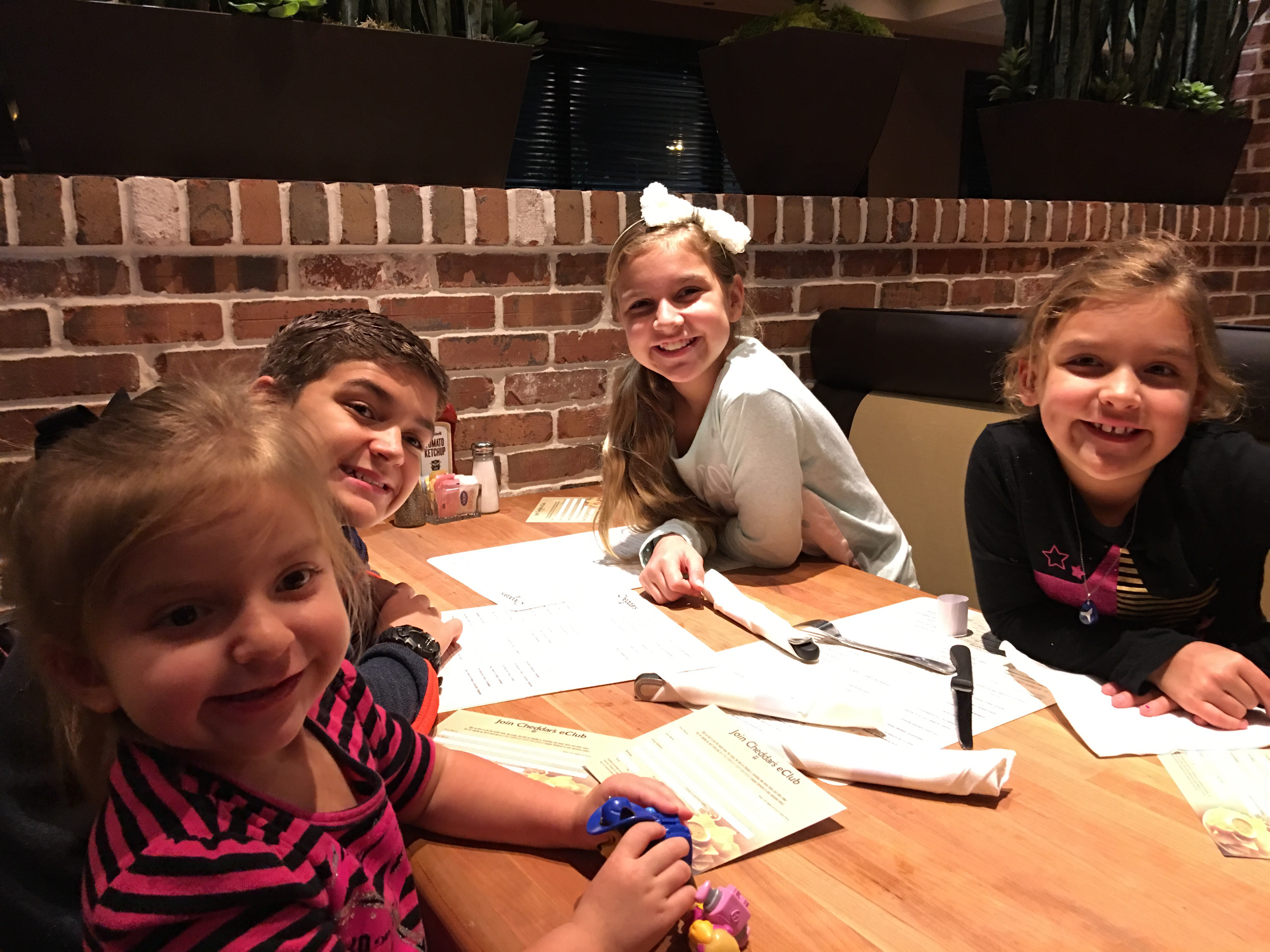 Mama Needs A Break: A Cheddar's Giveaway