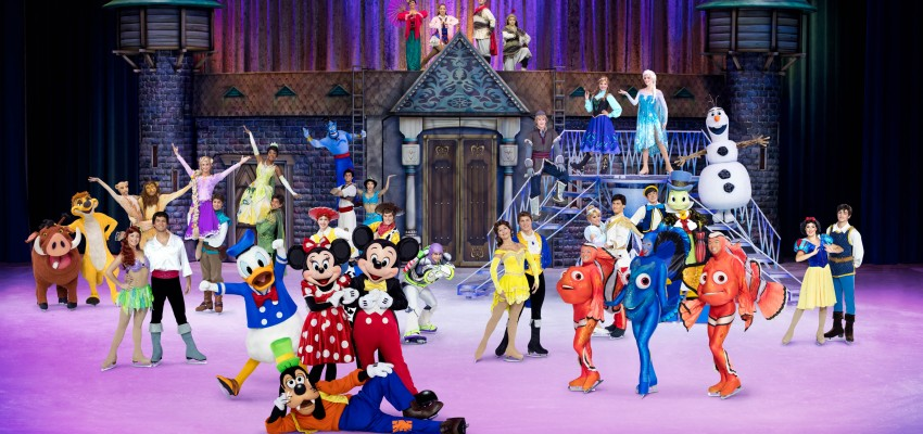 Disney on Ice Tampa Florida