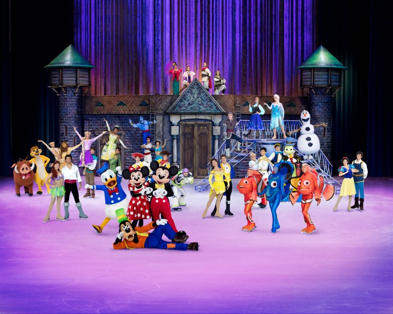 Mama Love: Giveaway on TampaMama- Disney On Ice!