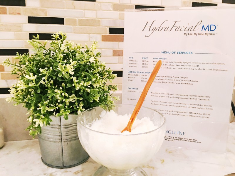 Mama Loves: A Most Epic HydraFacial at the Spa Evangeline