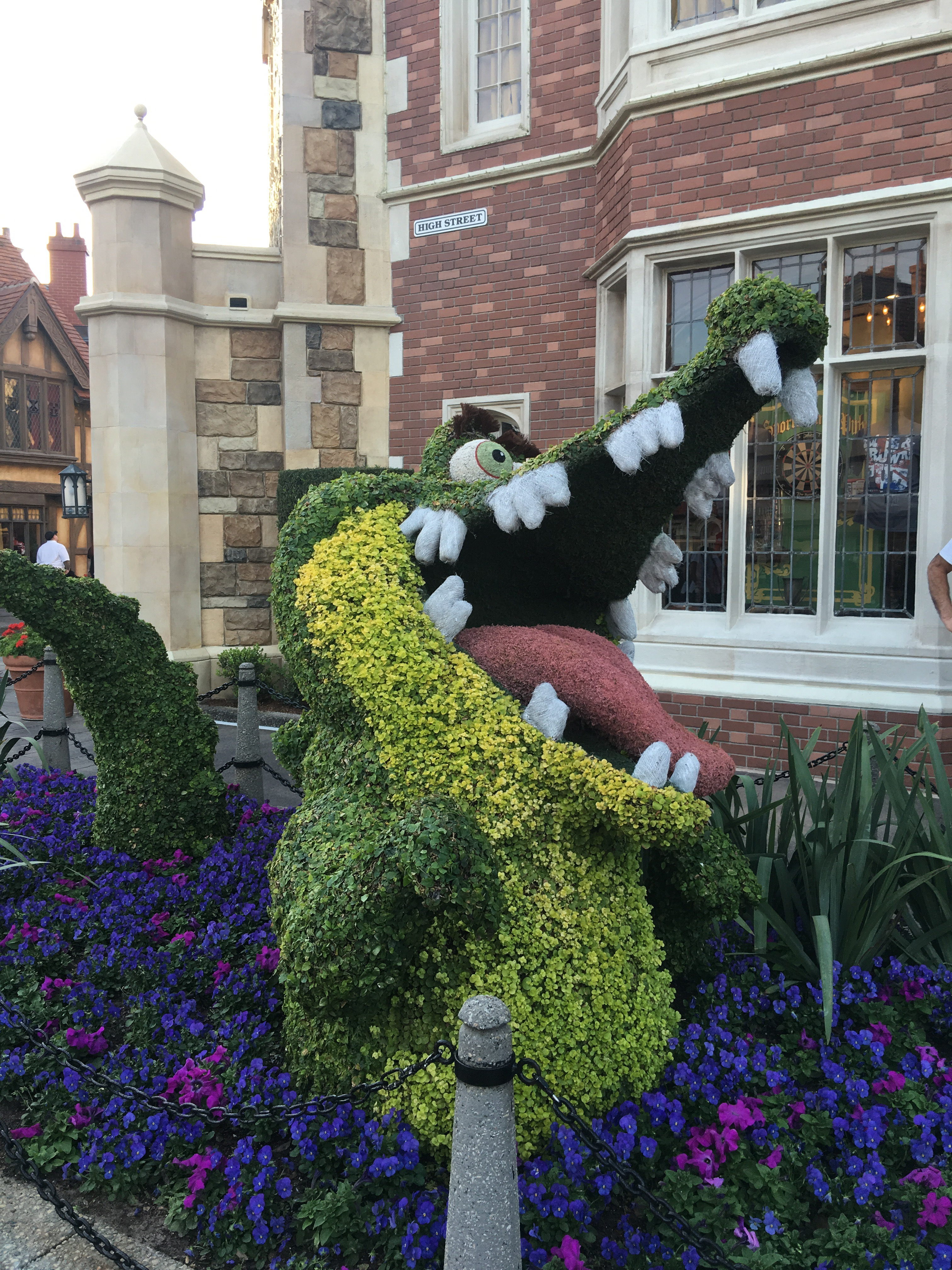 Epcot International Flower And Garden Festival Topiary Pictures
