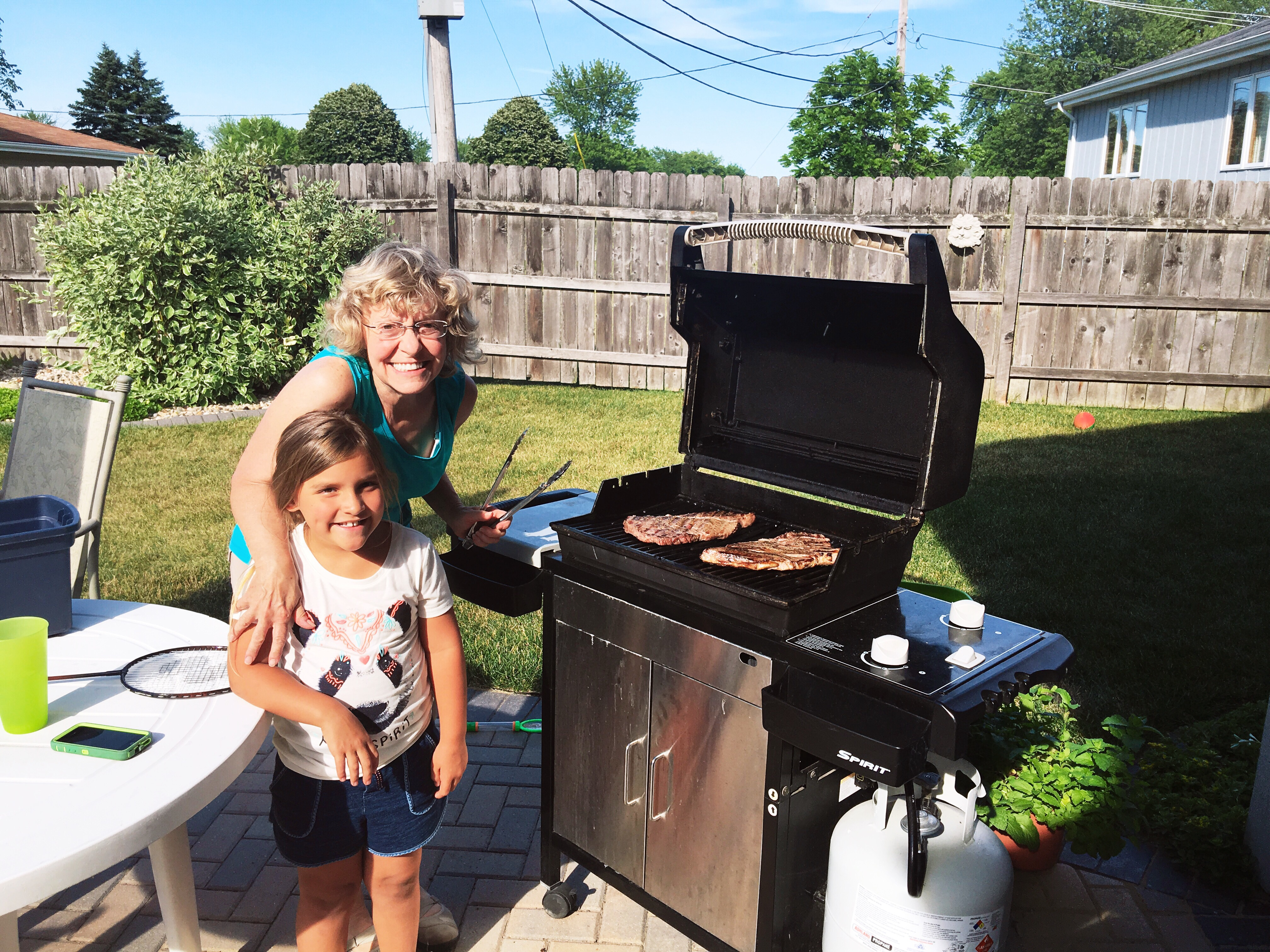 Learning To Grill