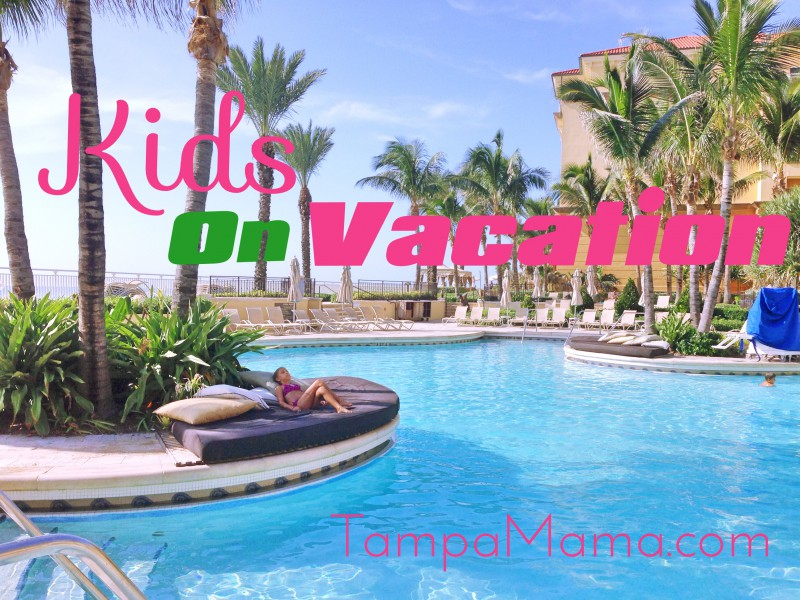 Kids On Vacation Image_ Tampa Mama
