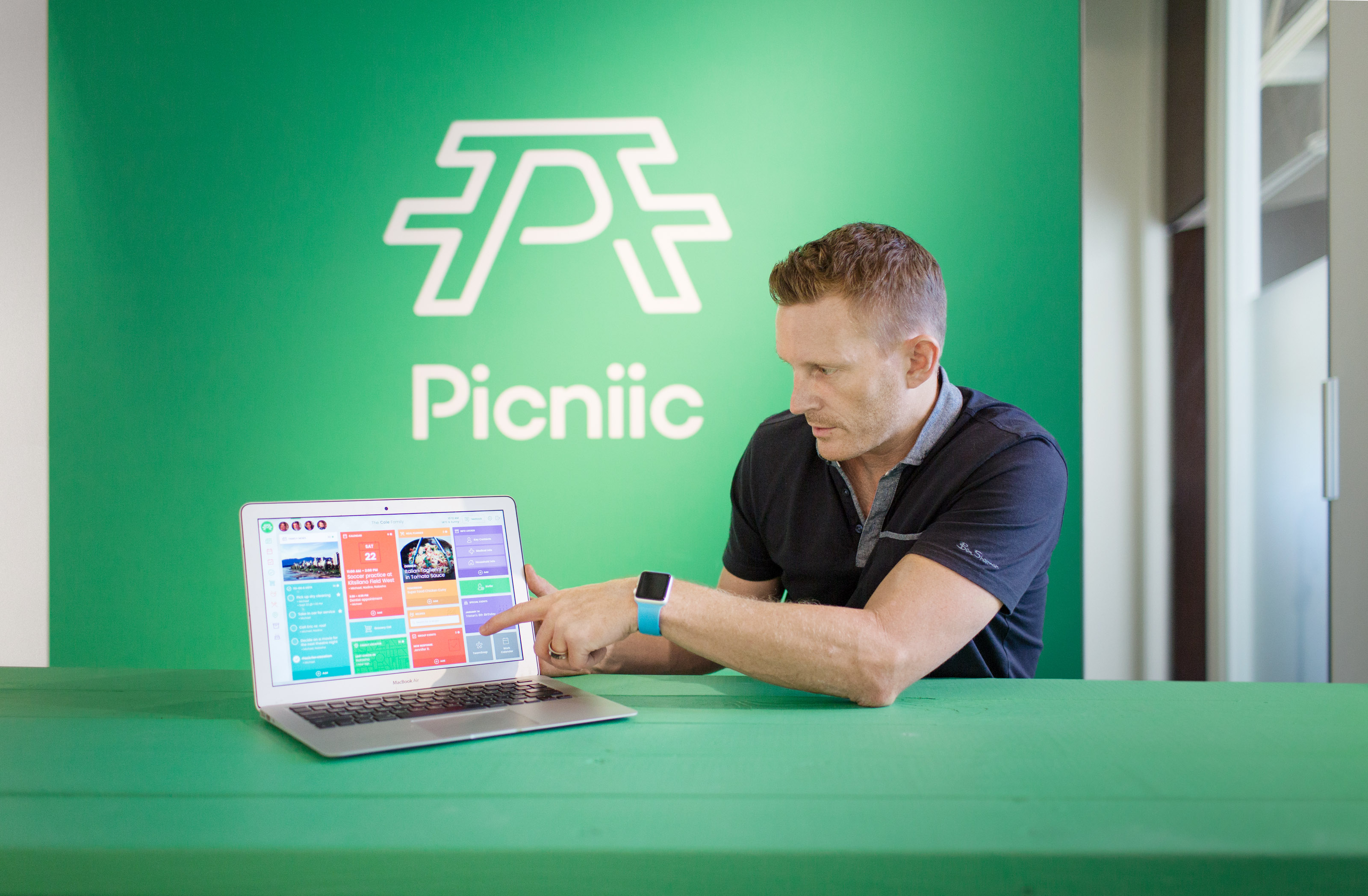 Keeping Everyone On The Same Page: Picnic App
