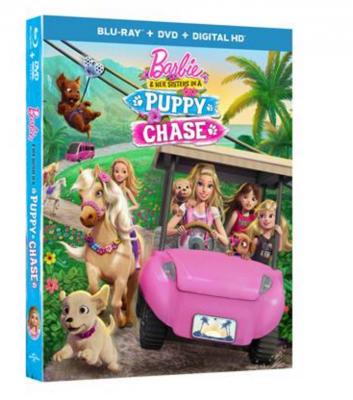 Barbie Dreamhouse DVD