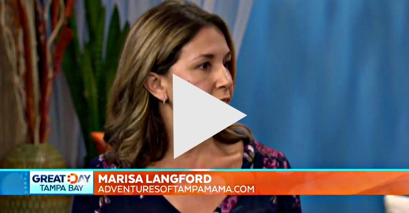 Raising Good People & Volunteering With Kids || Tampa Mama on Great Day Tampa Bay