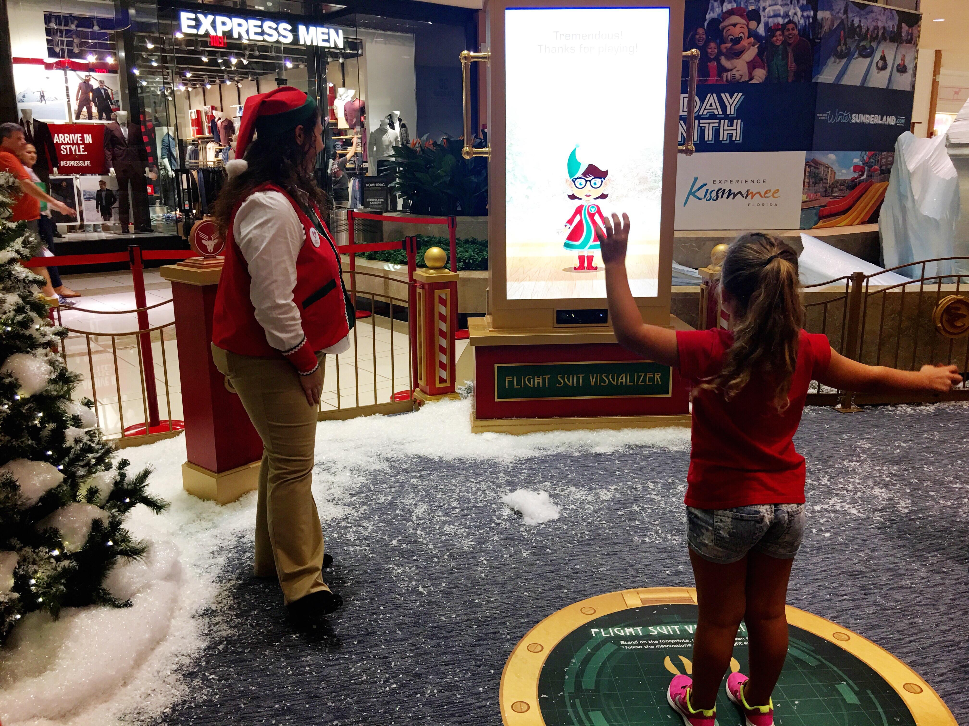 Santa's Flight Academy Lands in Tampa, Florida at International