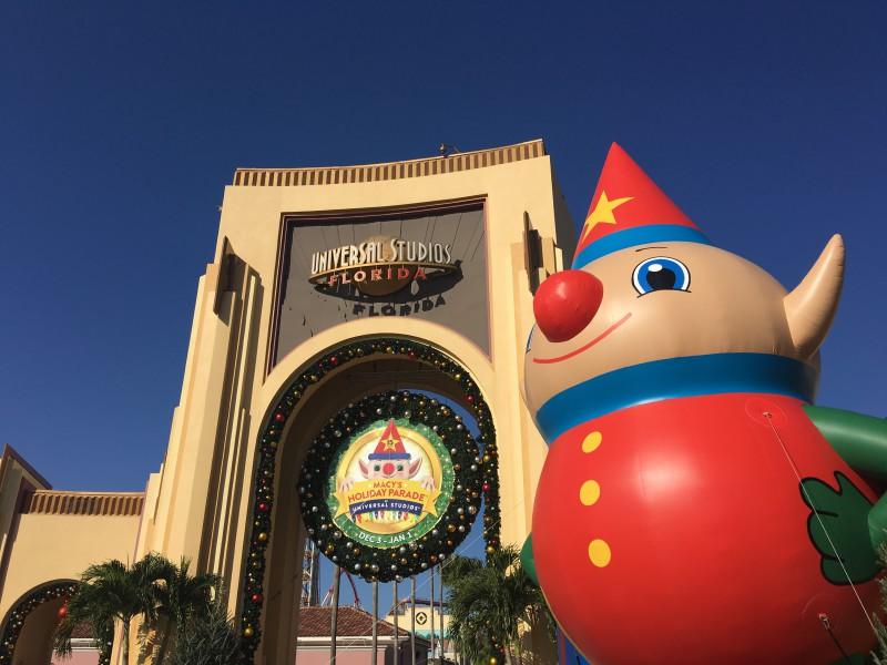 Universal Studios Orlando Holidays