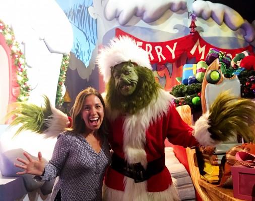 The Grinch at Universal Orlando Resort