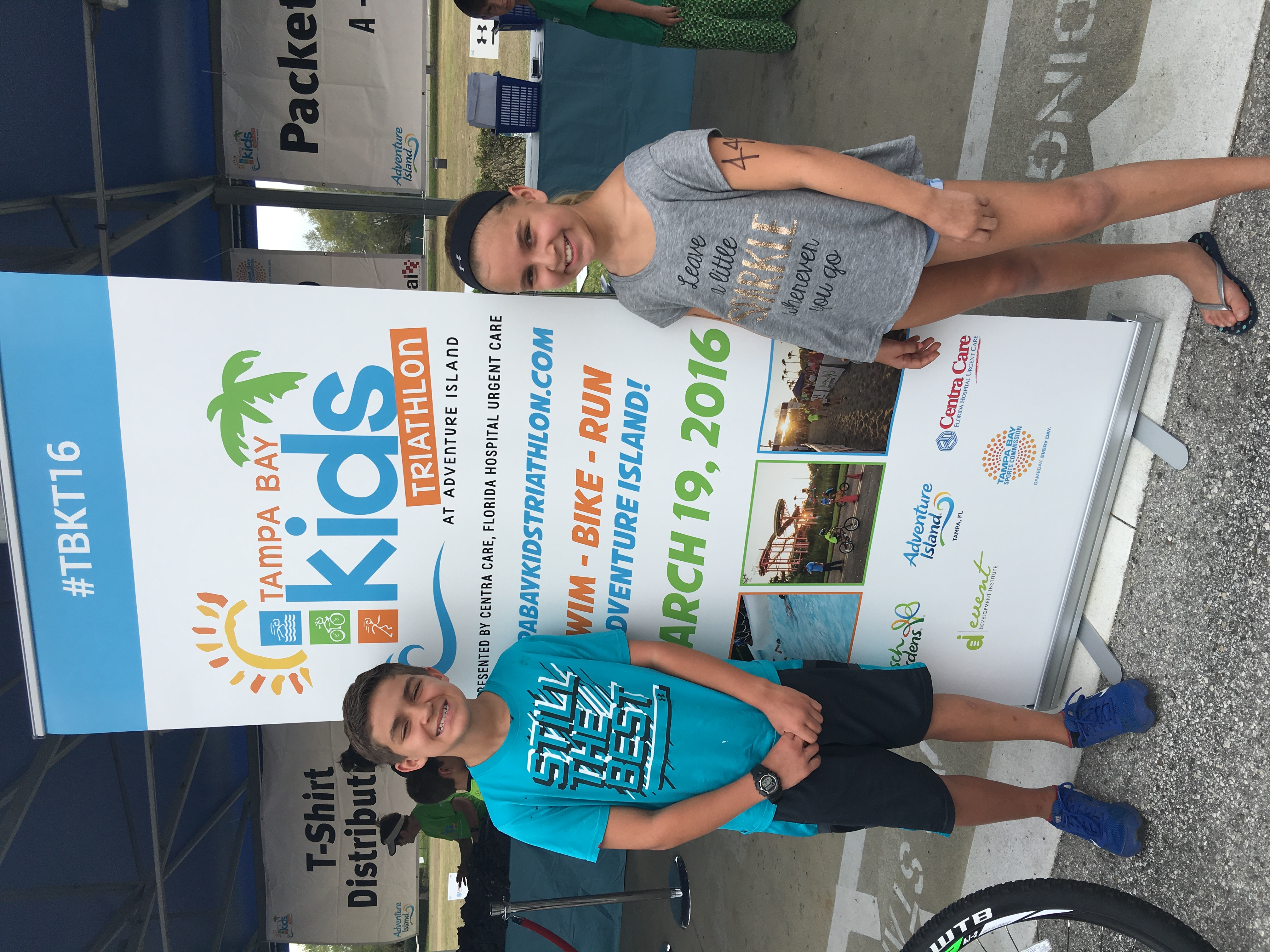 Tampa Bay Kids Triathlon Returns to Tampa on April 22