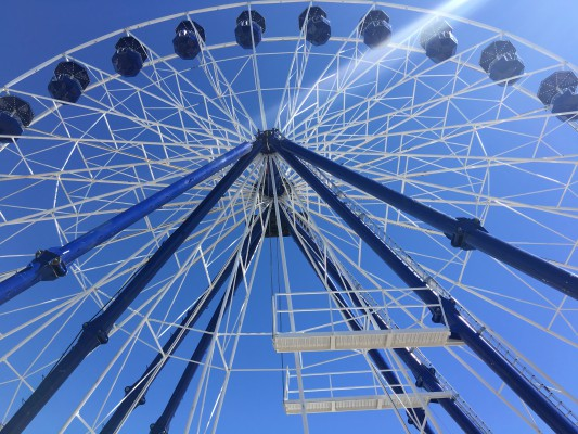 Florida State Fair- Farris Wheel Fair Rides