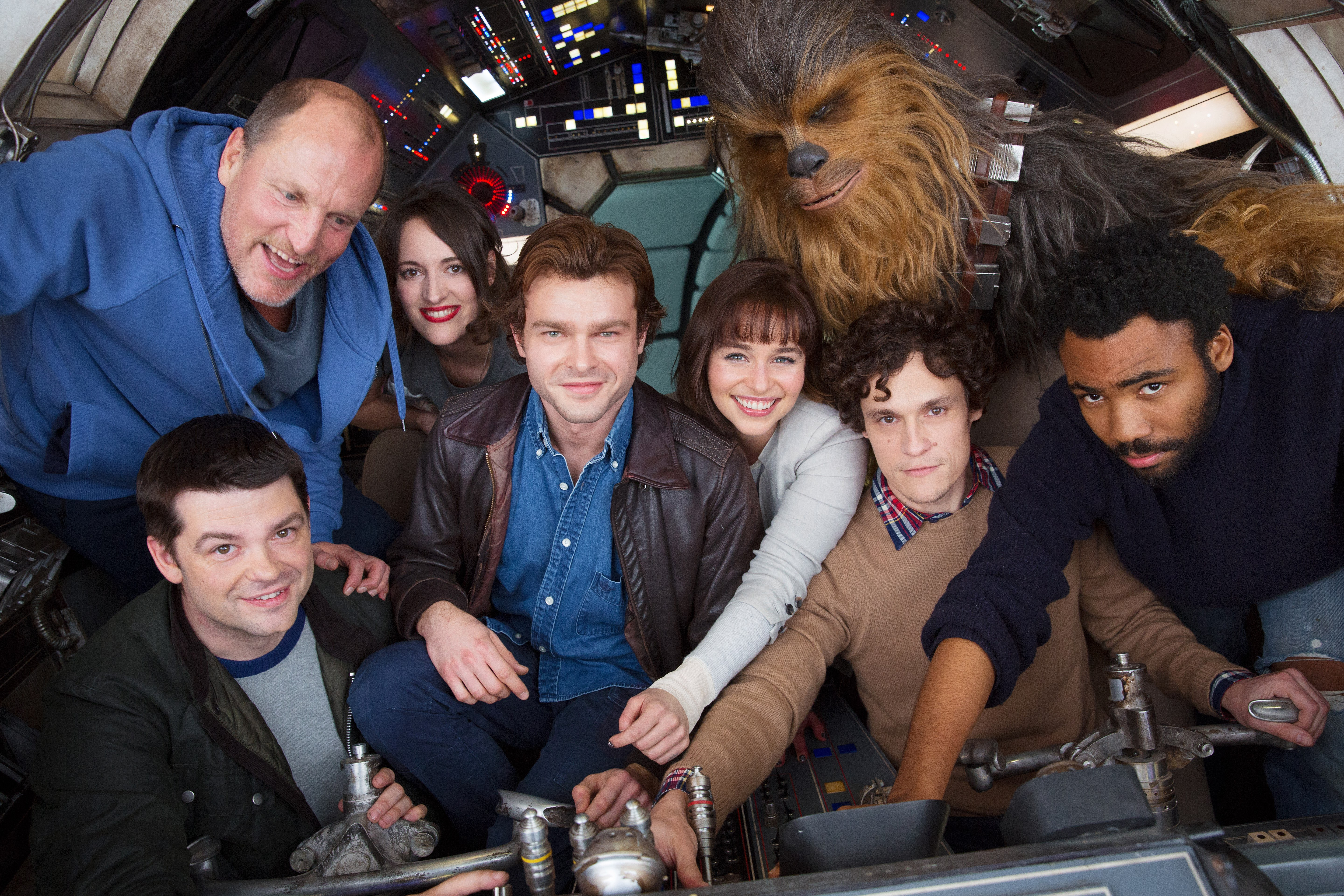 Han Solo: A New Star Wars Story Begins Production || Tampa Mama