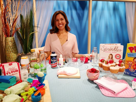 Marisa Langford on Great Day Tampa Bay