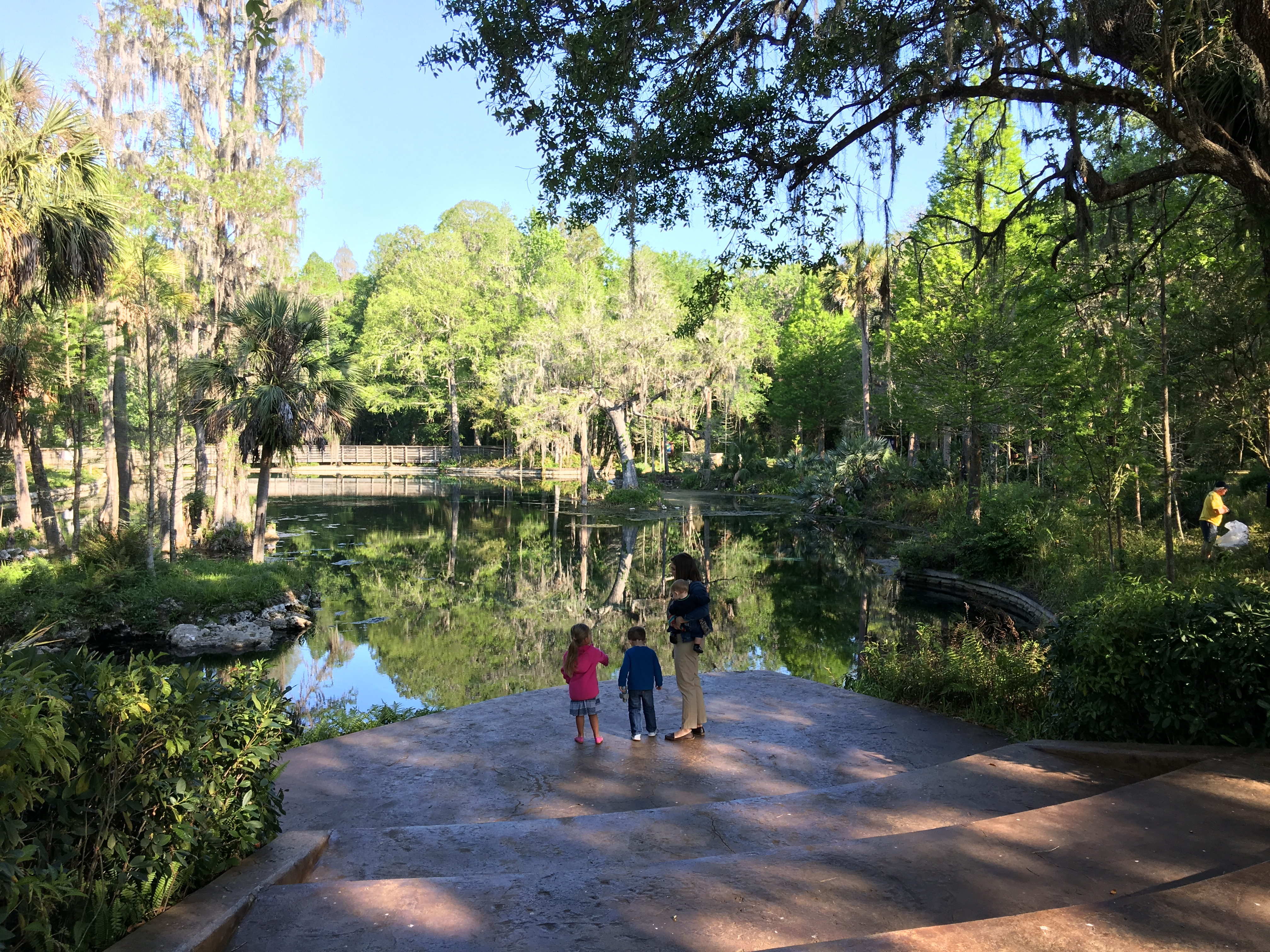 Nature is Our Best Teacher Floridas Learning Lab A Visit to