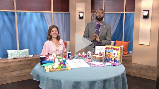 Tampa Mama on Great Day Tampa Bay 3.21