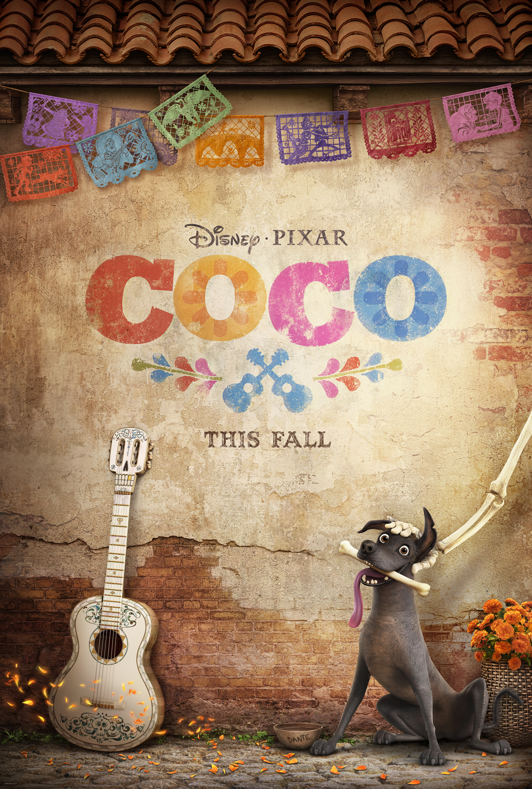 Why I Will Be Sitting In The Front Row For Disney Pixar's COCO