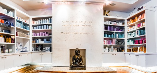 Grand Beauty Spa retail