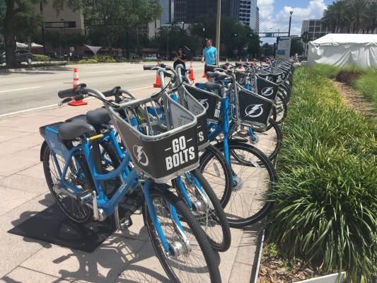 Tampa Coast Bikes