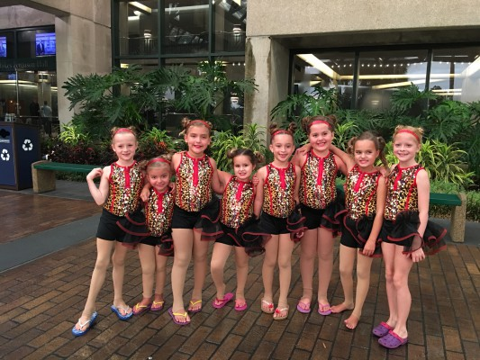 Tampa Gymnastics Performance Team