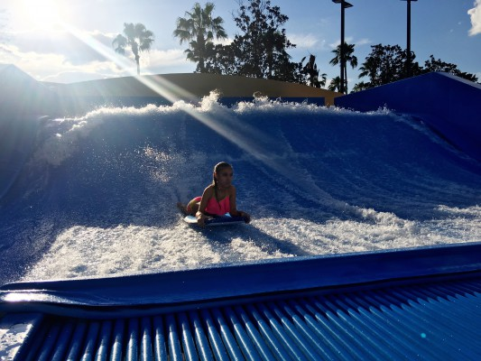 Gaylord Plams Resort Kissimmee Florida Flowrider