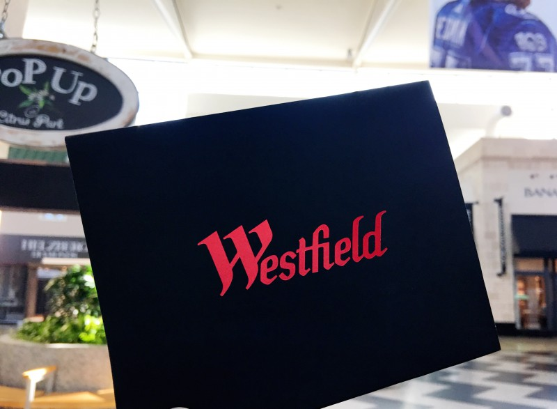 Westfield Mall Tampa