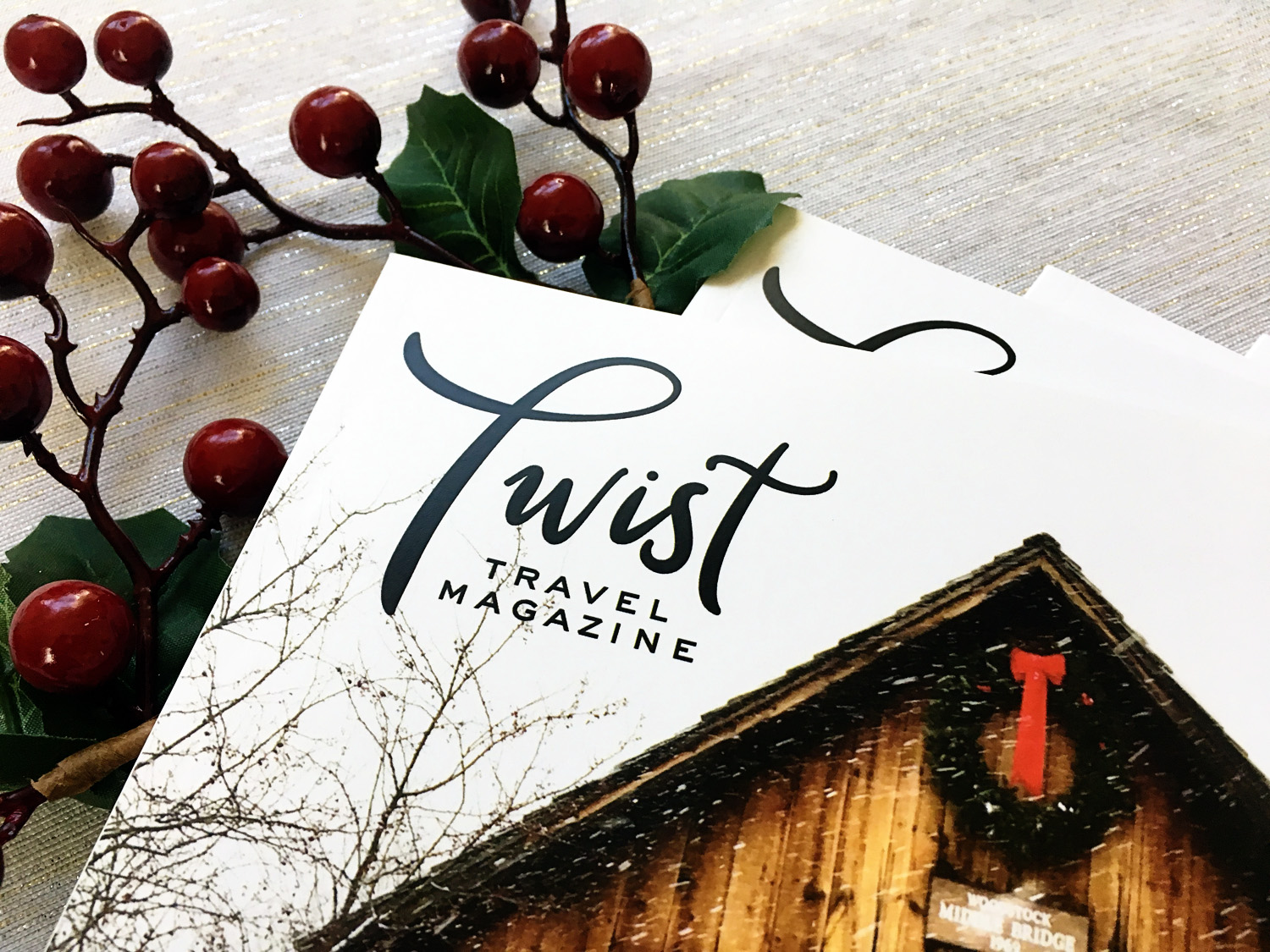 Twist Travel Mag || Tampa Mama