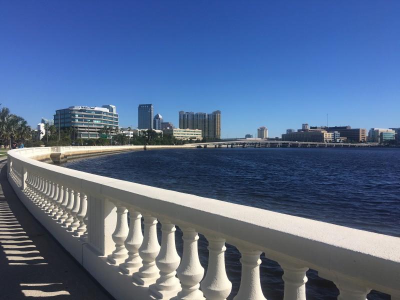 Bayshore Boulevard Tampa Florida