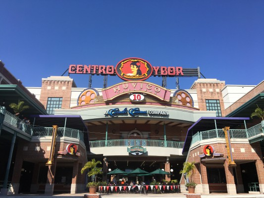 Centro Ybor City Tampa Florida
