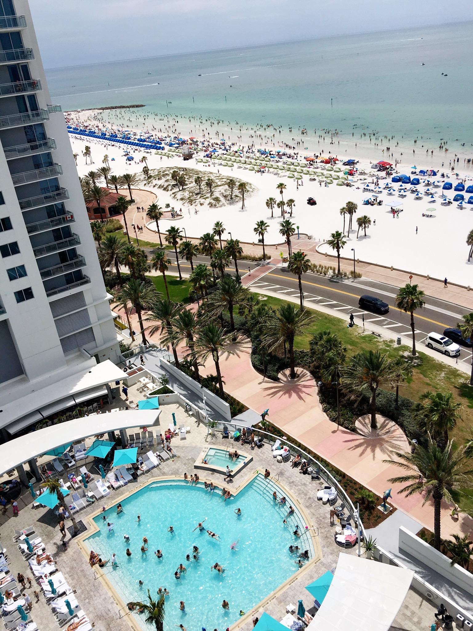Kids on Vacation Presents: Reconnecting With What Matters- A #GrandReconnect at the Wyndham Grand Clearwater Beach