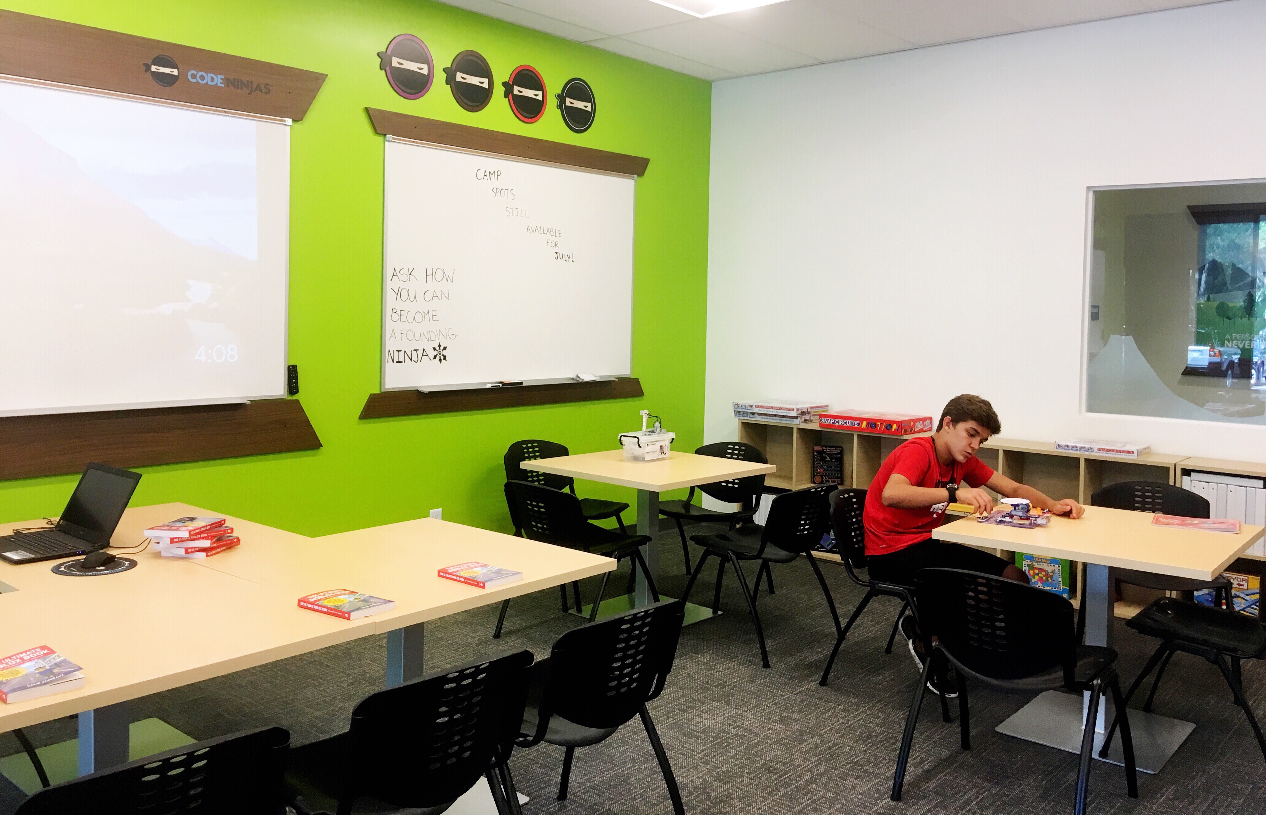 Kids Learn to Code with Code Ninjas Tampa
