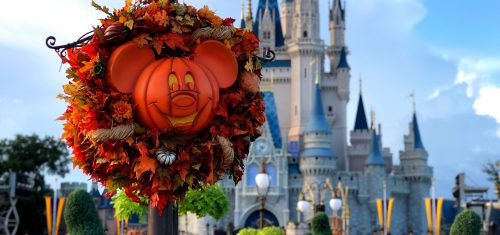 No So Scary Walt Disney World Halloween