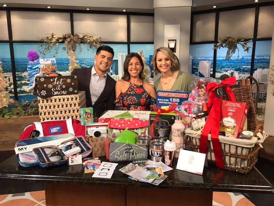 Tampa Mama on Great Day Tampa Bay