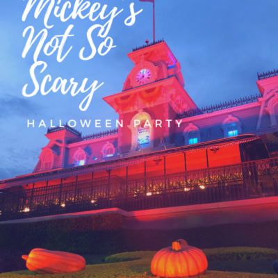 How does Mickey's Not So Scary Halloween Party Work? Tips for the Best Walt Disney World Special Halloween Event  #NotSoScary