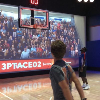 Things To Do at Disney Springs: NBA Experience